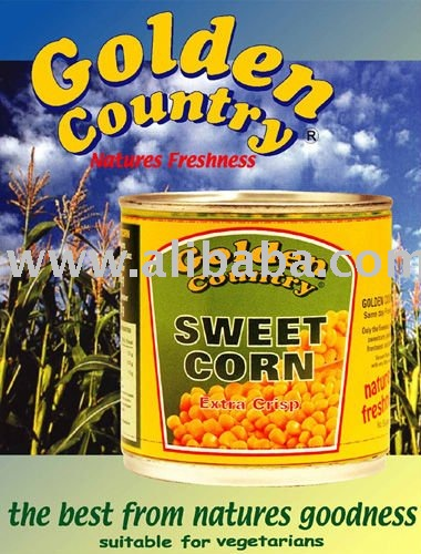 GOLDEN COUNTRY - SWEET CORN