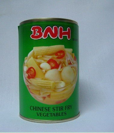 Canned Vegetables - Chinese Stir Fry Vegetables products,Thailand ...