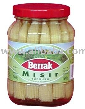 baby corn pickle