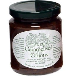 Caramelised Onions Pickle