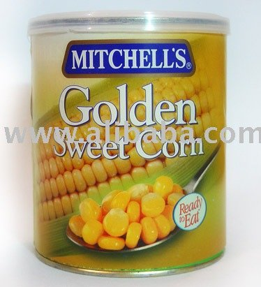 Golden Sweet Corn 850g