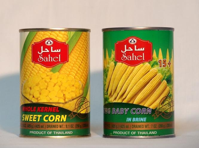 Canned Sweet Kernal Corn