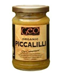 Piccalilli canned Pickle