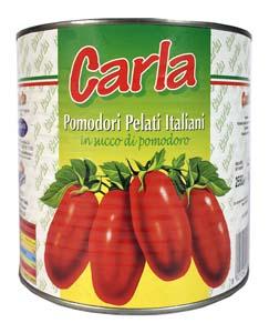 Whole Peeled Tomato in tomato juice