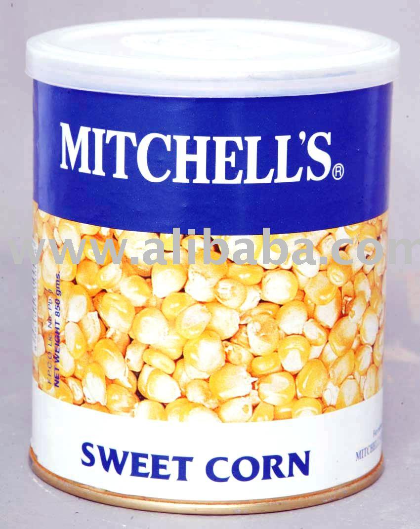 Sweet Corn 850g