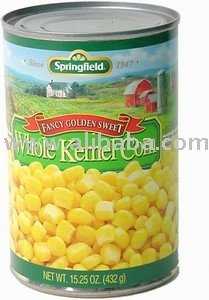 Sell Sweet canned corn