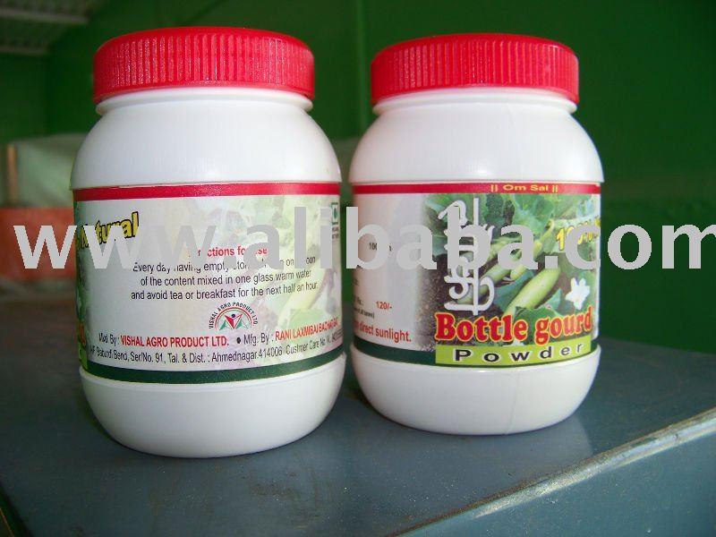Bottle Gourd Juice Bottle Gourd Powder