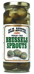 Pickled Brussels Sprouts - 16 fl oz Jar products,United States Pickled ...