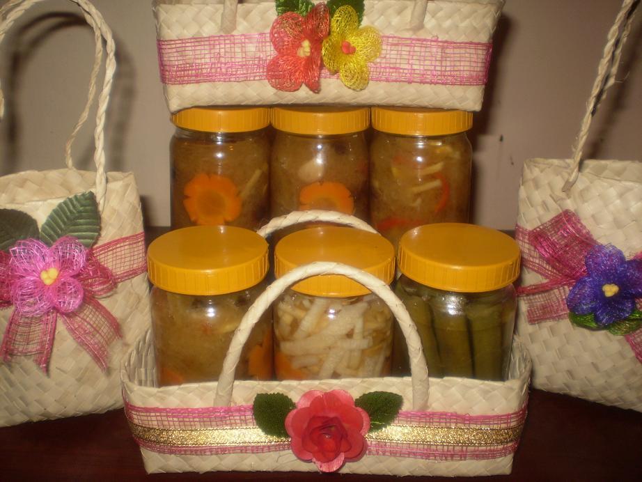 Pickles Achara
