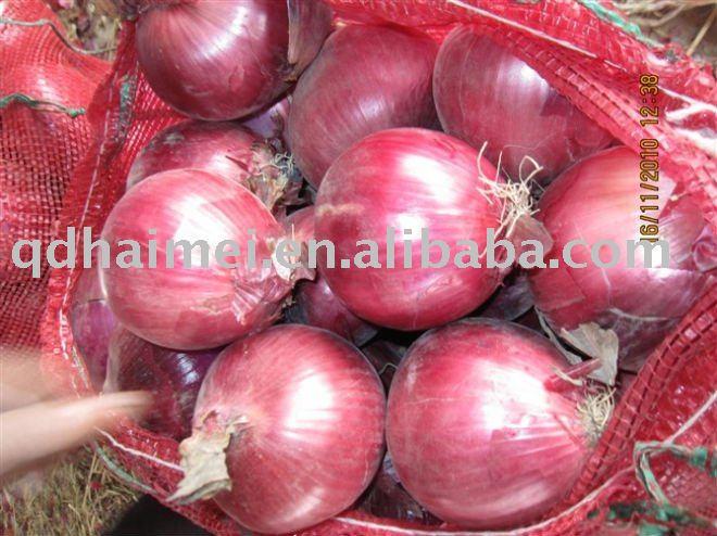 Chinese Fresh  Organic Onions