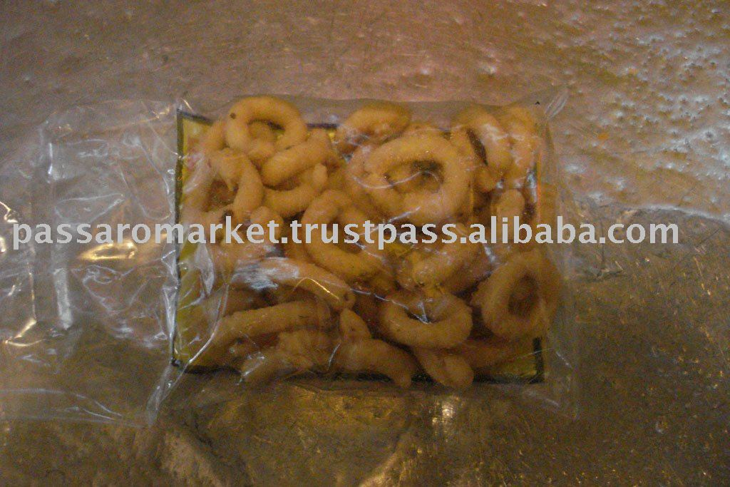 Traditional Indian Snacks - Ring Murukku