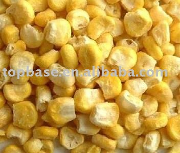 freeze dried sweet corn