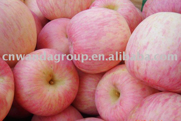 organic fresh apple