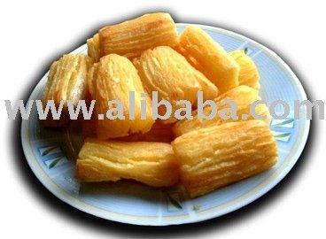 Resep Singkong Keju snack