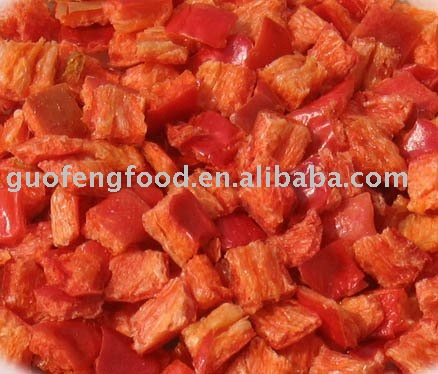 Freeze Dried  chilies