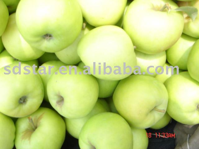 green apple(fresh apple)