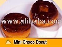 Mini Choco Donut