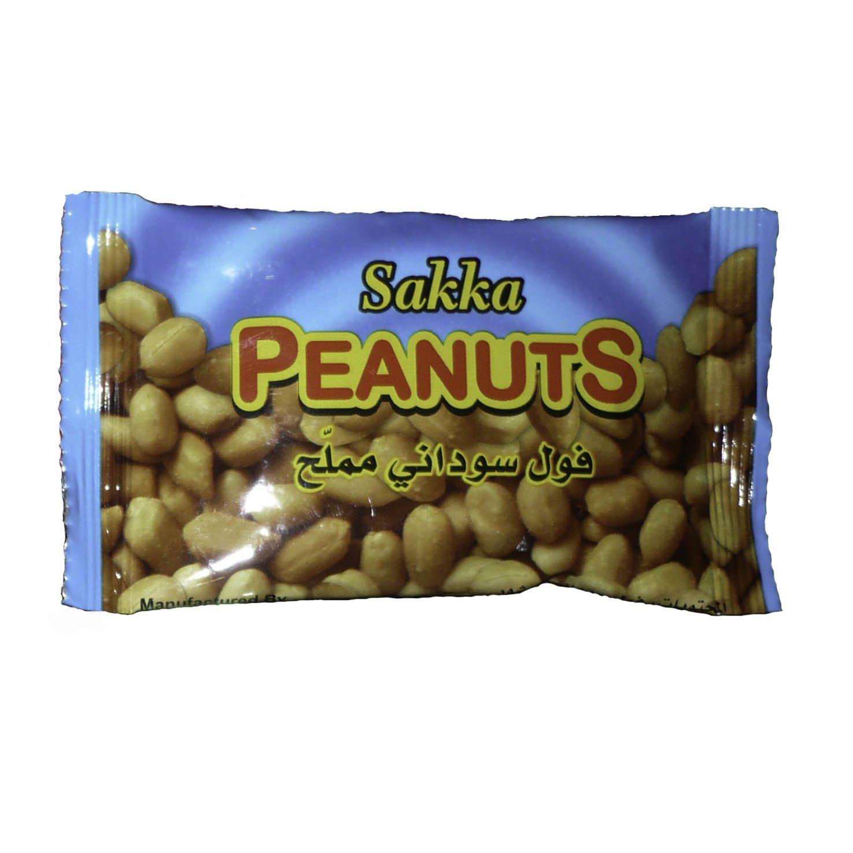 Sakka Peanuts