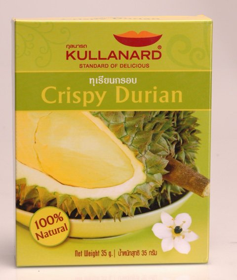 Crispy Durian