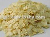 Dried Garlic Flakes first grade