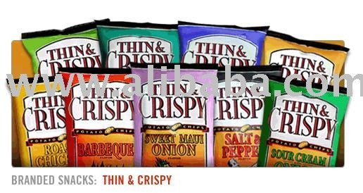 Thin & Crispy snacks