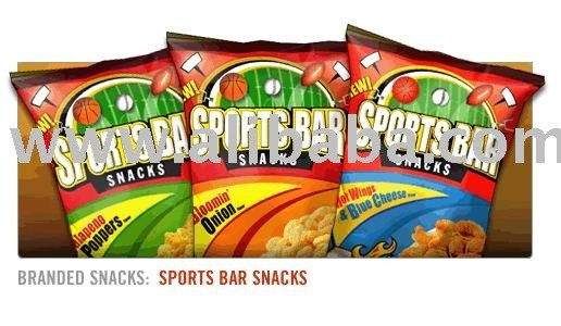 Sports Bar snacks