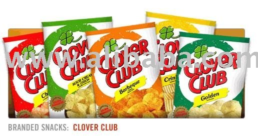 clover club potato chips for sale