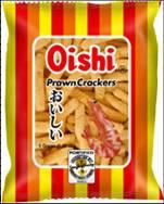 OISHI CRACKERS