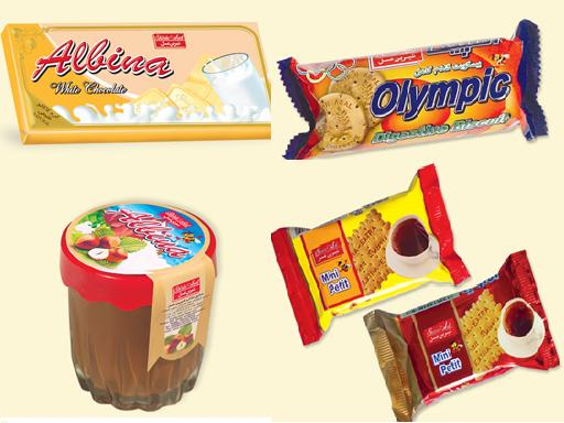 confectionery and snack products