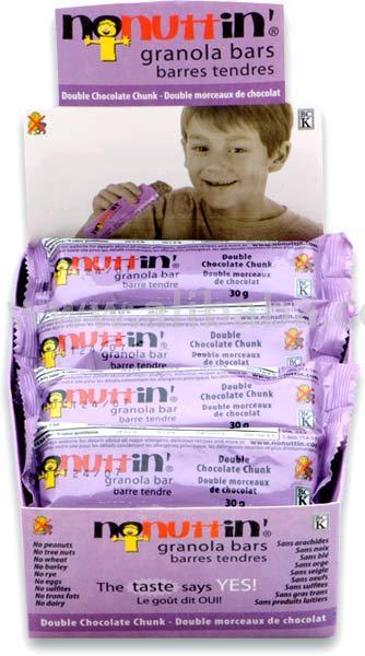 Organic Granola Bars