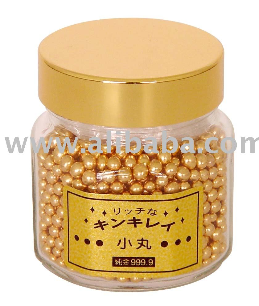 Gold sugar candy candies confectionery