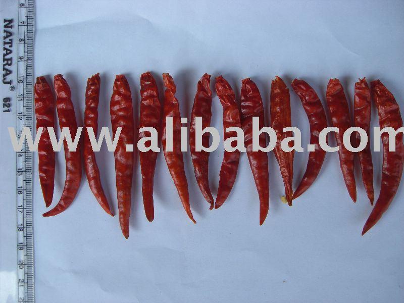 Chiles de Arbol Dried Chile de Arbol