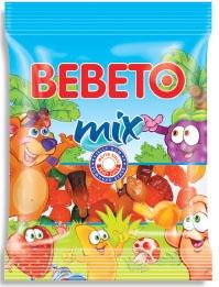 BEBETO 100g Mix Jelly Gum