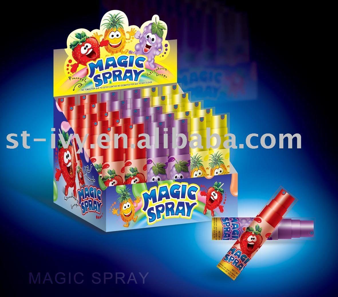 sweet   spray   candy