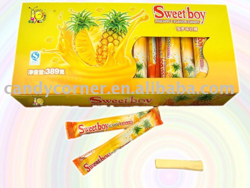 fruit chewing candy