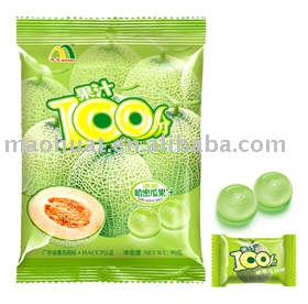 Melon Juice Soft Candy