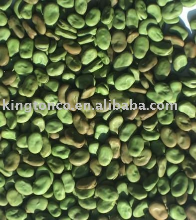 how to prepare dried broad beans