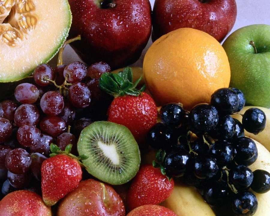 ALL FRUITS AND VEGETABLES