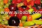 Fresh pears, apple, plum & cherries