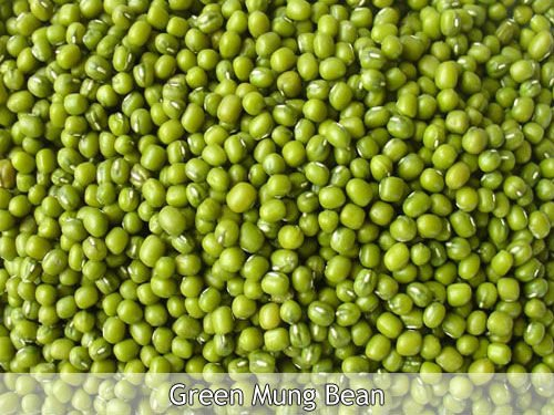 how to cook dried green mung beans