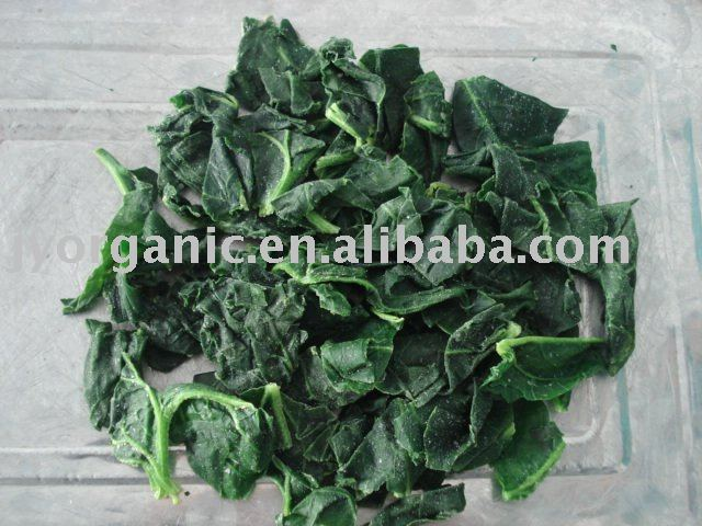 IQF Spinach/frozen spinach