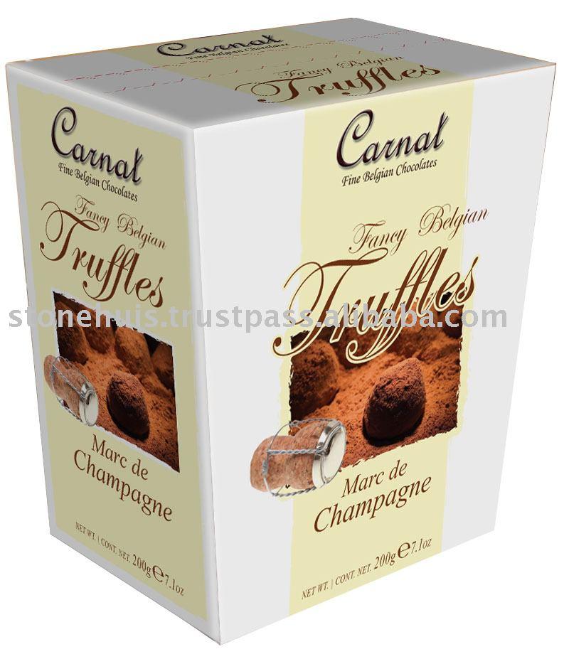Chocolate :Belgian Chocolate Truffles set of 4 products ... Belgium Chocolates Brands