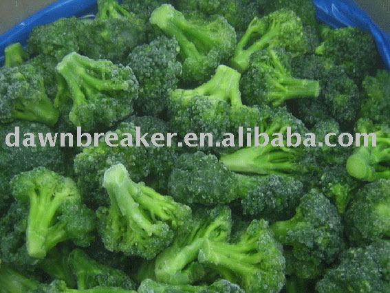 Broccoli ( green broccoli / IQF broccoli )