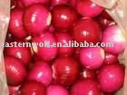 Small red onion in 10kg carton package.MOQ:1X40FCL