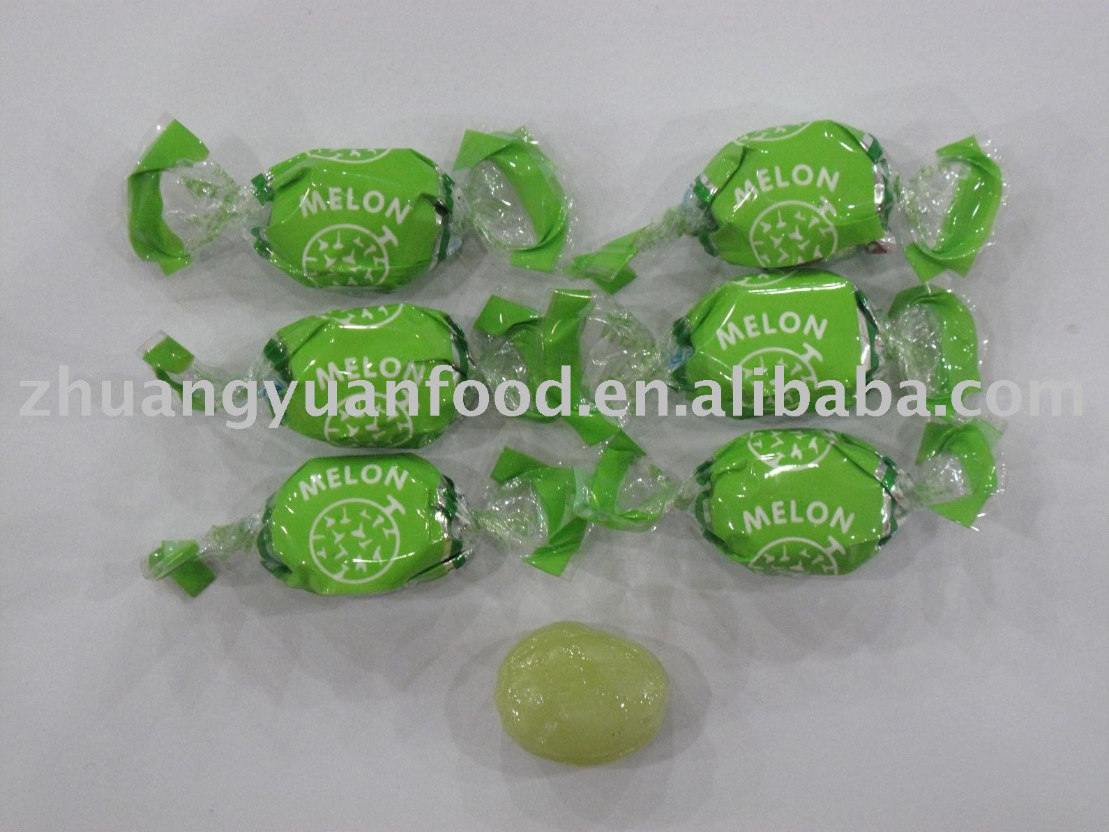 mini melon candy/hard candy