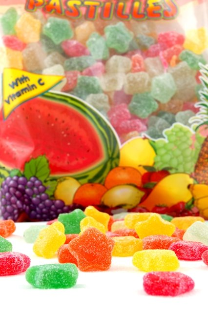 Star Sweet, Sweets, Gummy Candy