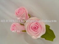 ROSES - Metalina Gum paste