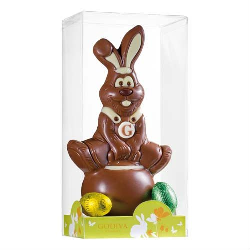 Godiva Easter 2011 Bunny Hollow Chocolates - 125g
