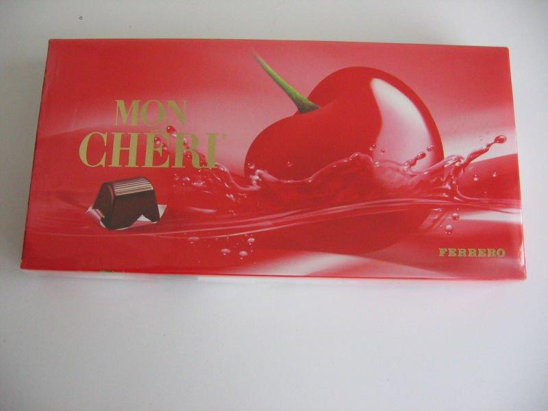 Ferrero Rocher Mon Cheri Liquor Filled Chocolate