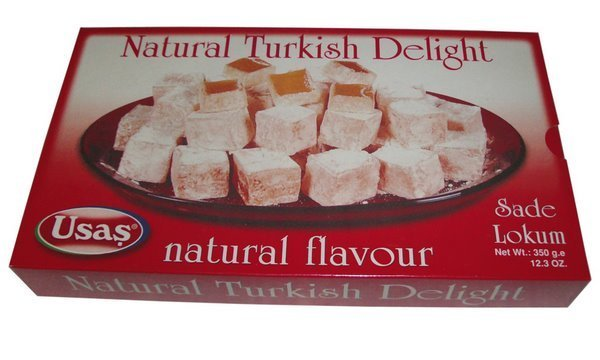 Turkish   delight  plain ( rose )